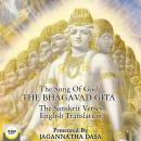 The Song of God; The Bhagavad Gita; The Sanskrit Verses, English Translation Audiobook