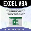 Excel VBA: A Comprehensive, Step-By-Step  Guide on Excel VBA Programming Tips and Tricks for Effecti Audiobook