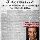 'J'ACCUSE' par Emile Zola: Texte intégral interprété par David Serero Audiobook