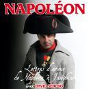 Lettres d'amour de Napoléon Bonaparte à Joséphine de Beauharnais: Interprété en Francais par David S Audiobook