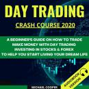 Day Trading Crash Course 2020:: A Beginner's Guide On How To Trade. Make Money With Day Trading Inve Audiobook