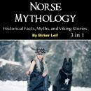 Norse Mythology: Historical Facts, Myths, and Viking Stories Audiobook