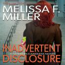 Inadvertent Disclosure: A Sasha McCandless Novel Audiobook
