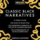 Classic Black Narratives: 12 Years a Slave, The Souls of Black Folk, The Interesting Narrative of th Audiobook