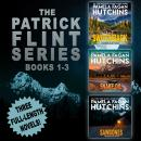 Patrick Flint Series, The: Books 1-3: Switchback, Snake Oil, and Sawbones, Pamela Fagan Hutchins