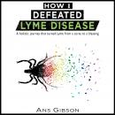How I Defeated Lyme Disease: A holistic journey that turned Lyme from a curse to a blessing, Ans Gibson