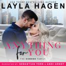 Anything For You Audiobook