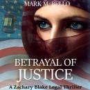 Betrayal of Justice Audiobook