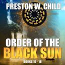 Order of the Black Sun: Books 16 - 18 Audiobook