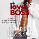 In love de mon boss Audiobook