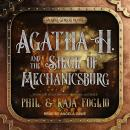 Agatha H. and the Siege of Mechanicsburg, Kaja Foglio, Phil Foglio