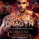 Fury of a Highland Dragon Audiobook