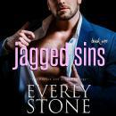 Jagged Sins: A dark romance Audiobook