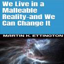 We Live in a Malleable Reality- And We Can Change It Audiobook