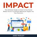 Impact: The Ultimate Guide on How to Use Social Media Tactics to Achieve Maximum Impact For Your Bus Audiobook