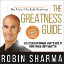The Greatness Guide: 101 Lessons for Making What's Good at Work and in Life Even Better Audiobook