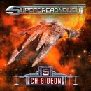 Superdreadnought 5: A Military AI Space Opera Audiobook