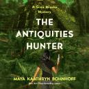 The Antiquities Hunter: A Gina Myoko Mystery Audiobook