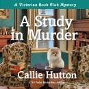 A Study in Murder: A Victorian Book Club Mystery Audiobook