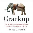 Crackup: The Republican Implosion and the Future of Presidential Politics Audiobook