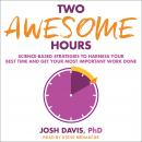 Two Awesome Hours: Science-Based Strategies to Harness Your Best Time and Get Your Most Important Wo Audiobook
