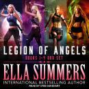 Legion of Angels: Books 1-4 Box Set Audiobook