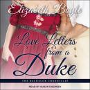 Love Letters From a Duke Audiobook