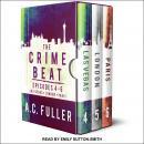The Crime Beat: Episodes 4-6: Las Vegas, London, Paris Audiobook