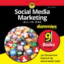 Social Media Marketing All-in-One For Dummies: 4th Edition Audiobook