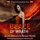 Blaze of Wrath Audiobook