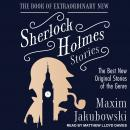 The Book of Extraordinary New Sherlock Holmes Stories: The Best New Original Stories of the Genre Audiobook