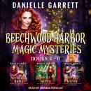 The Beechwood Harbor Magic Mysteries Boxed Set: Books 4-6 Audiobook