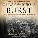 The Day the Bubble Burst: A Social History of the Wall Street Crash of 1929 Audiobook