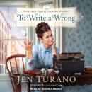 To Write a Wrong Audiobook