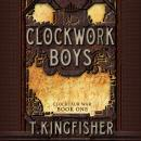 Clockwork Boys Audiobook
