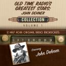 Old Time Radio's Greatest Stars: John Dehner Collection 1 Audiobook