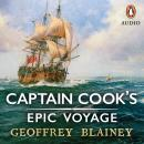 Captain Cook's Epic Voyage Audiobook
