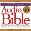 Audio Bible, Vol 10: Acts 15-28, Various Authors