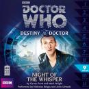 Doctor Who - Destiny of the Doctor - Night of the Whisper, Cavan Scott, Mark Wright