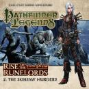 Rise of the Runelords 1.2 The Skinsaw Murders, Cavan Scott