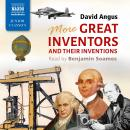 More Great Inventors and Their Inventions Audiobook