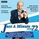 Just a Minute: Series 72: All eight episodes of the 72nd radio series Audiobook