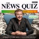 News Quiz: Series 89: Eight episodes of the BBC Radio 4 topical comedy panel show, Jeremy Hardy