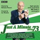 Just a Minute: Series 73: All eight episodes of the 73rd radio series, Nicholas Parsons