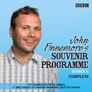 John Finnemore's Souvenir Programme Series 5: The BBC Radio 4 comedy sketch show Audiobook