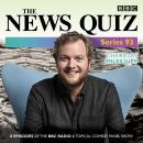 The News Quiz: Series 93: The topical BBC Radio 4 comedy panel show