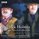 Sherlock Holmes: The Four Novels Collection Audiobook