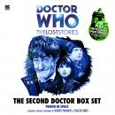 Doctor Who - The Lost Stories - Second Doctor Box Set Audiobook