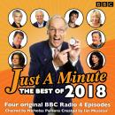 Just a Minute: Best of 2018: 4 episodes of the much-loved BBC Radio comedy game Audiobook