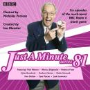 Just a Minute: Series 81: The BBC Radio 4 comedy panel game Audiobook